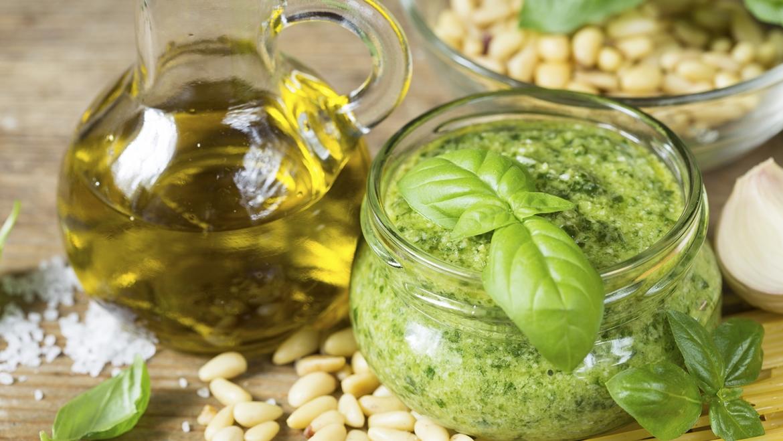 Pesto a la Genovese