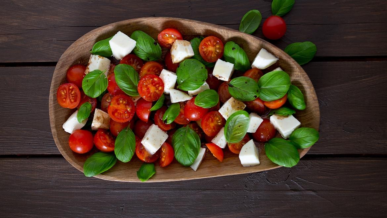 Mozzarella & Tomate