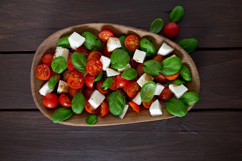 Mozzarella & Tomato