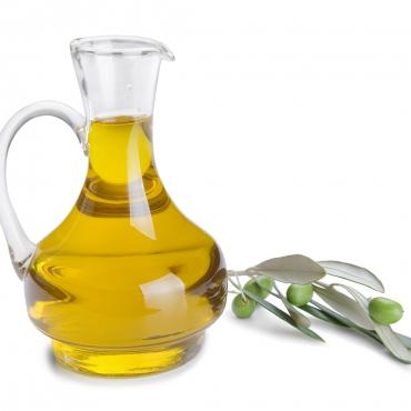 Ein Glücksfall: Olivenöl